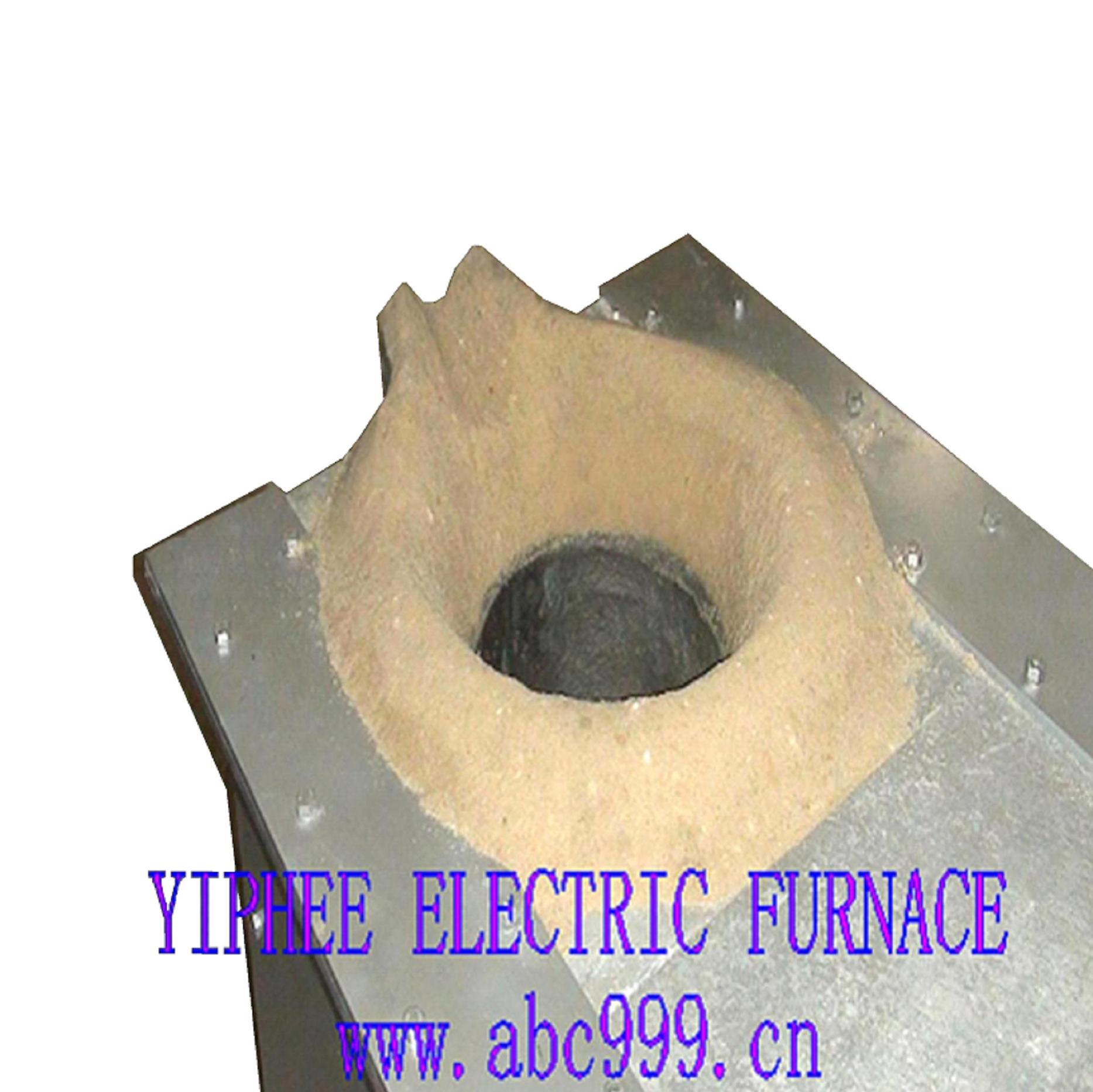 250Kg induction furnace