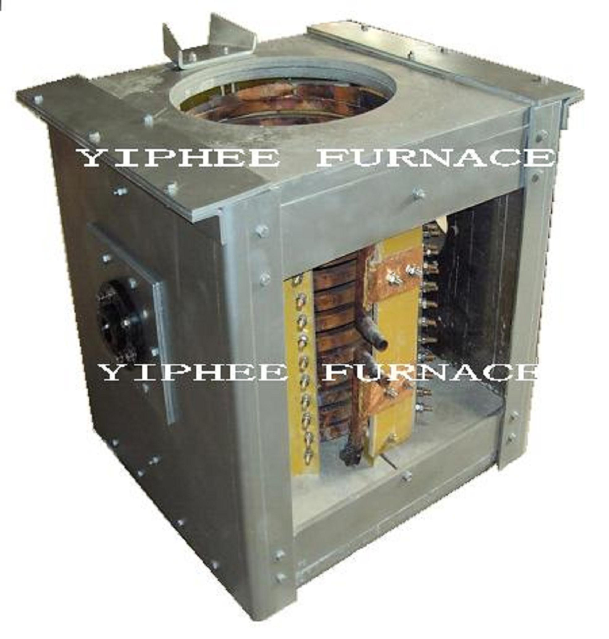 150Kg induction furnace