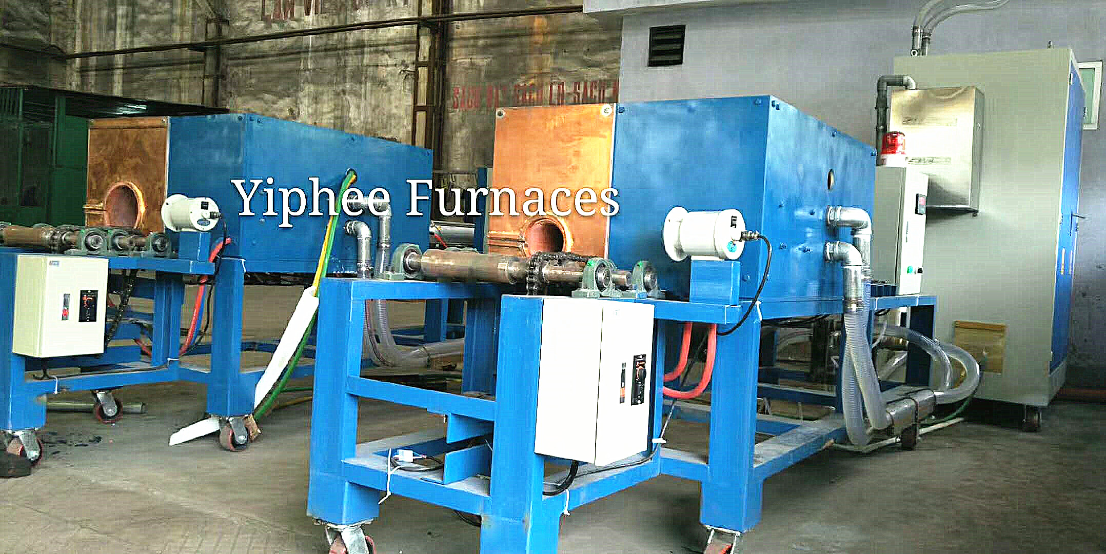 Forging furnace 300KW