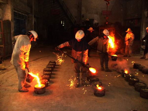 Effect of over temperature of molten steel in induction melting furnace on continuous casting