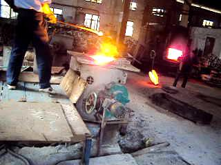 Instruction on using induction furnace for steelmaking